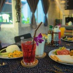 Отель Vii House by V.Hemtanon Muay Thai питание