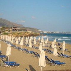 Отель Villa Malia пляж