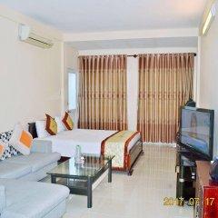 Отель Lam Son Deluxe Apartments Вьетнам, Вунгтау - отзывы, цены и фото номеров - забронировать отель Lam Son Deluxe Apartments онлайн комната для гостей фото 3