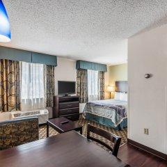 Отель Mainstay Suites Frederick удобства в номере