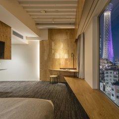Отель ONE @ Tokyo комната для гостей фото 4