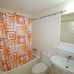 Отель Apartamentos Apolo VII - Costa Calpe ванная