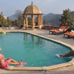 Отель Hilltake Wellness Resort and Spa Непал, Бхактапур - отзывы, цены и фото номеров - забронировать отель Hilltake Wellness Resort and Spa онлайн бассейн
