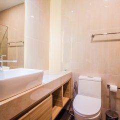 Отель The Point Pratumnak By PSR Паттайя ванная
