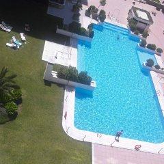 Отель Tryp Madrid Chamartin Испания, Мадрид - 1 отзыв об отеле, цены и фото номеров - забронировать отель Tryp Madrid Chamartin онлайн бассейн
