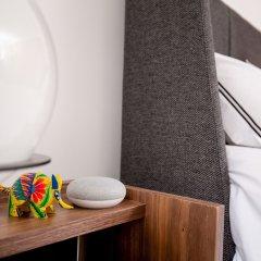 Отель Cozy & Hip Roma Apt With 2 Private Terraces! Мехико фото 26