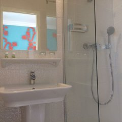 Hotel Villa Rose ванная фото 2