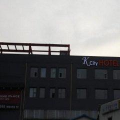 K City Hotel балкон