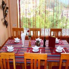 Отель The Grand Blue Hotel Вьетнам, Шапа - отзывы, цены и фото номеров - забронировать отель The Grand Blue Hotel онлайн питание