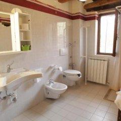Отель Agriturismo Acqua Calda Монтоне ванная
