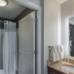 Отель Residence Inn Washington, DC /Capitol США, Вашингтон - отзывы, цены и фото номеров - забронировать отель Residence Inn Washington, DC /Capitol онлайн ванная