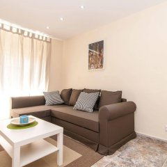 Апартаменты Bbarcelona Apartments Diagonal Flats Барселона комната для гостей фото 2