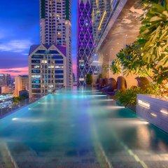 Отель Eastin Grand Hotel Sathorn Таиланд, Бангкок - 10 отзывов об отеле, цены и фото номеров - забронировать отель Eastin Grand Hotel Sathorn онлайн бассейн
