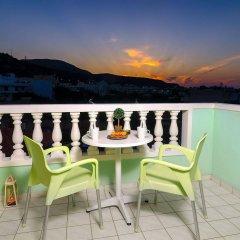 Отель Ilios Studios Stalis балкон