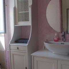 Отель Villa Maryluna Франция, Ницца - отзывы, цены и фото номеров - забронировать отель Villa Maryluna онлайн ванная фото 2