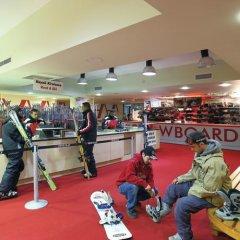 Dorukkaya Ski & Mountain Resort Турция, Болу - отзывы, цены и фото номеров - забронировать отель Dorukkaya Ski & Mountain Resort онлайн фитнесс-зал фото 3