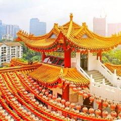 Отель M City Apartment Малайзия, Куала-Лумпур - отзывы, цены и фото номеров - забронировать отель M City Apartment онлайн фото 4