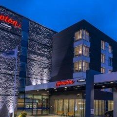 Отель Hampton by Hilton Gdansk Airport фото 5