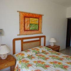 Отель Angel Gabriel Доминикана, Бока Чика - отзывы, цены и фото номеров - забронировать отель Angel Gabriel онлайн комната для гостей фото 2