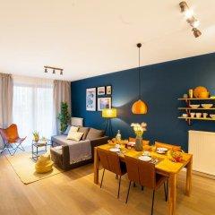 Апартаменты Sweet Inn Apartments Etterbeek Брюссель комната для гостей