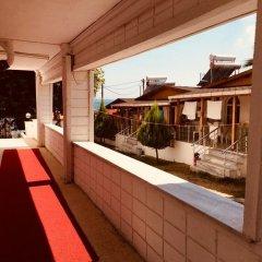 Erkin Beach Club Hotel Турция, Эрдек - отзывы, цены и фото номеров - забронировать отель Erkin Beach Club Hotel онлайн балкон