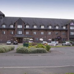 Отель Premier Inn Carlisle - Central парковка