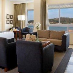 Hesperia Isla De La Toja Hotel Эль-Грове комната для гостей фото 5
