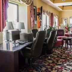 Отель Comfort Suites East Broad at 270 США, Колумбус - отзывы, цены и фото номеров - забронировать отель Comfort Suites East Broad at 270 онлайн интерьер отеля