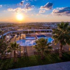 Royal Blue Hotel Paphos пляж