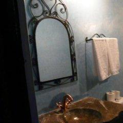 Отель Palmeras Y Dunas Марокко, Мерзуга - отзывы, цены и фото номеров - забронировать отель Palmeras Y Dunas онлайн ванная фото 2