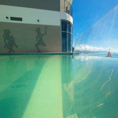 Отель Star Beach Panorama Нячанг бассейн