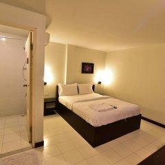 Отель Ck Residence Паттайя сейф в номере