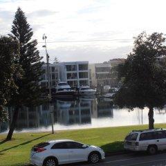 Отель Haven Marina парковка