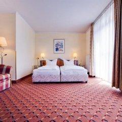 Отель Park Inn by Radisson Munich Frankfurter Ring Германия, Мюнхен - 3 отзыва об отеле, цены и фото номеров - забронировать отель Park Inn by Radisson Munich Frankfurter Ring онлайн комната для гостей фото 2