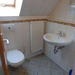 Отель Appartements Rehn Германия, Дрезден - отзывы, цены и фото номеров - забронировать отель Appartements Rehn онлайн ванная фото 2