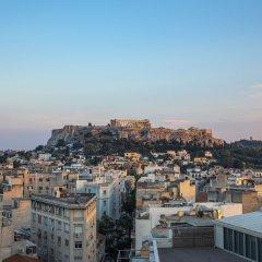 Отель The Pinnacle Athens Афины городской автобус