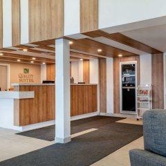 Отель Quality Suites Quebec City Канада, Квебек - отзывы, цены и фото номеров - забронировать отель Quality Suites Quebec City онлайн сауна