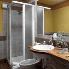 Отель Fattoria San Lorenzo ванная фото 2