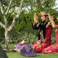 Отель Ayodya Resort Bali Индонезия, Бали - - забронировать отель Ayodya Resort Bali, цены и фото номеров фитнесс-зал
