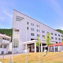 Tateyama Kokusai Hotel Тояма фото 5