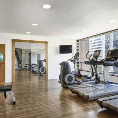 Sheraton Sao Paulo WTC Hotel фитнесс-зал фото 2