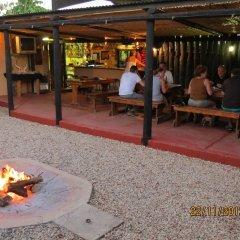 Отель Kudu Ridge Game Lodge питание