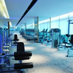 Wongtee V Hotel фитнесс-зал фото 4