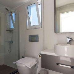 Villa Kiziltas 1 Турция, Калкан - отзывы, цены и фото номеров - забронировать отель Villa Kiziltas 1 онлайн ванная фото 2