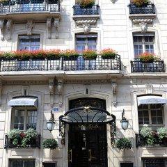 Отель Hôtel San Régis Франция, Париж - 2 отзыва об отеле, цены и фото номеров - забронировать отель Hôtel San Régis онлайн фото 6