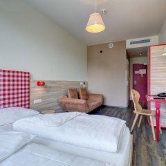 Отель Meininger City Center Зальцбург комната для гостей фото 4