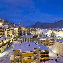 Отель Central Swiss Quality Sporthotel Швейцария, Давос - отзывы, цены и фото номеров - забронировать отель Central Swiss Quality Sporthotel онлайн фото 3