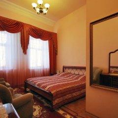 Отель Guest House on Volzhskaya Naberezhnaya Ярославль комната для гостей фото 4