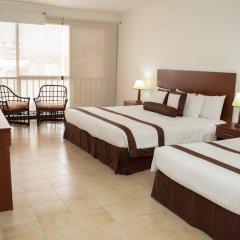 Отель Sol Caribe San Andrés All Inclusive Колумбия, Сан-Андрес - отзывы, цены и фото номеров - забронировать отель Sol Caribe San Andrés All Inclusive онлайн комната для гостей фото 4