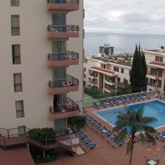 Отель Dorisol Estrelicia Португалия, Фуншал - 1 отзыв об отеле, цены и фото номеров - забронировать отель Dorisol Estrelicia онлайн балкон
